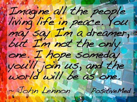 peace John Lennon