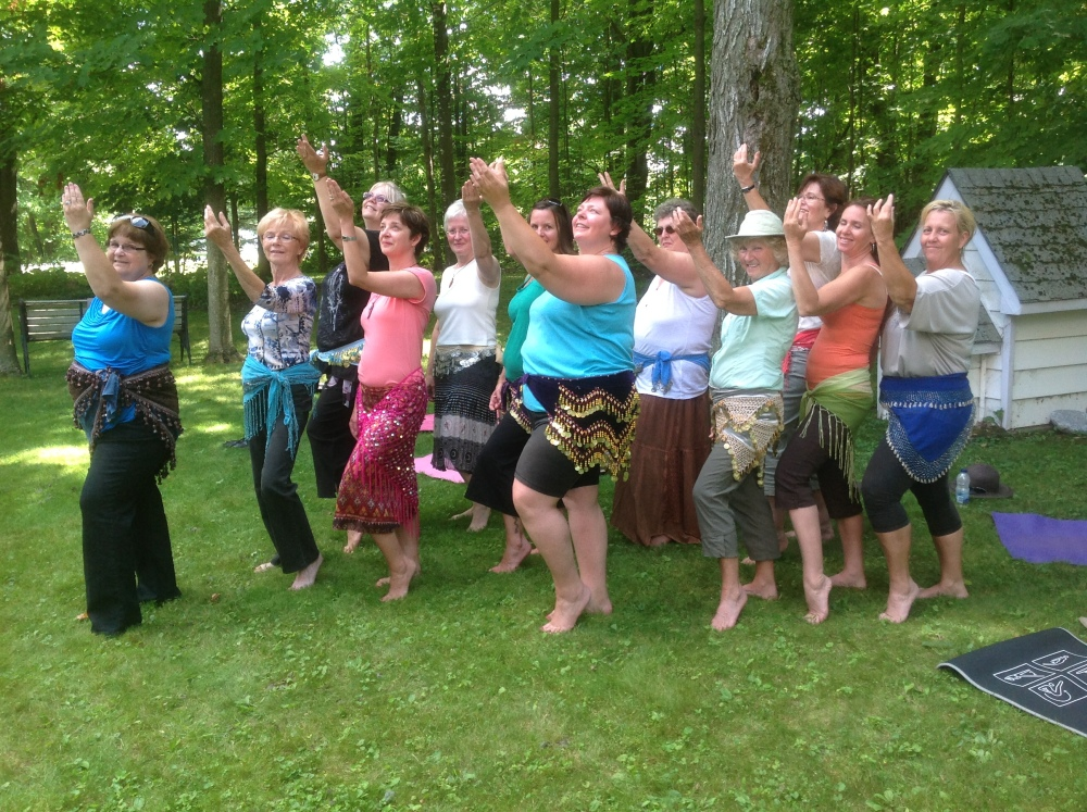Lessons from Goddess Camp