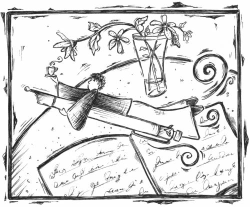 Journal B W sketch ORIGINAL SCAN